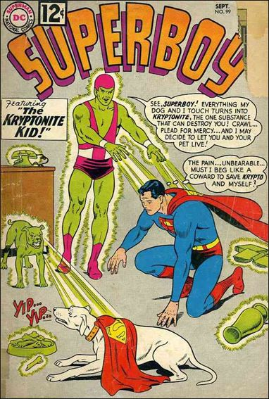 Superboy (1949) 99-A by DC