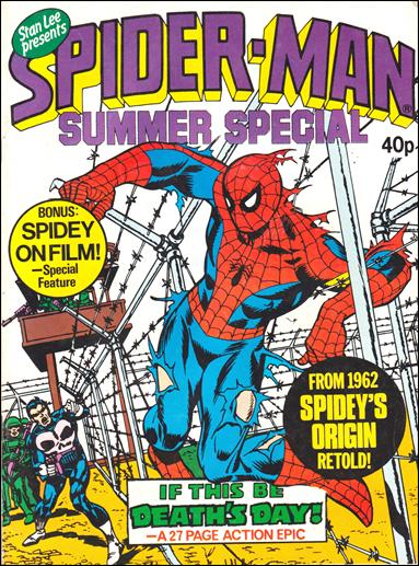 Spider-Man Summer Special (UK) nn1-A by Marvel UK