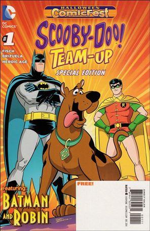 Scooby-Doo Team-Up 1-B