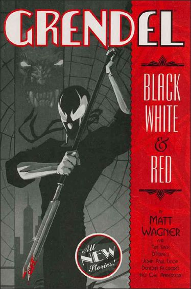 Grendel: Black, White, & Red 1-A by Dark Horse