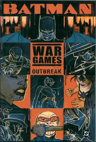Batman: War Games 1-A by DC