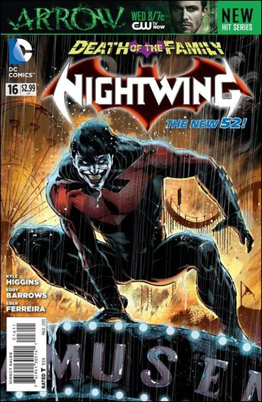 Nightwing (2011) 16-A by DC