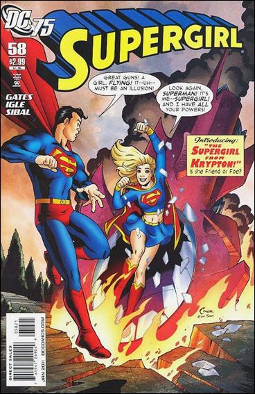 Supergirl (2005) 58-B by DC