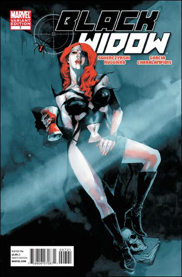 Black Widow (2010) 7-B by Marvel