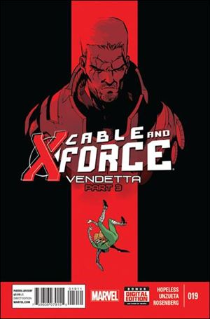 Cable and X-Force 19-A