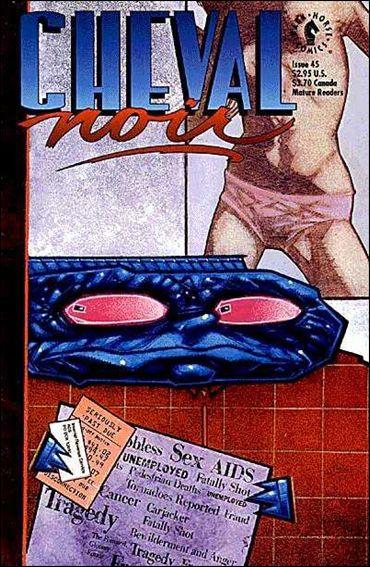 Cheval Noir 45-A by Dark Horse