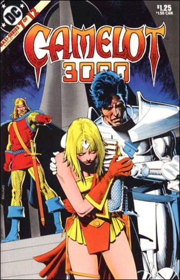 Camelot 3000  7-A by DC