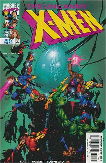Uncanny X-Men (1981) 370-A by Marvel