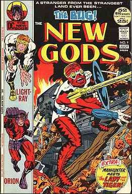 New Gods (1971) 9-A by DC