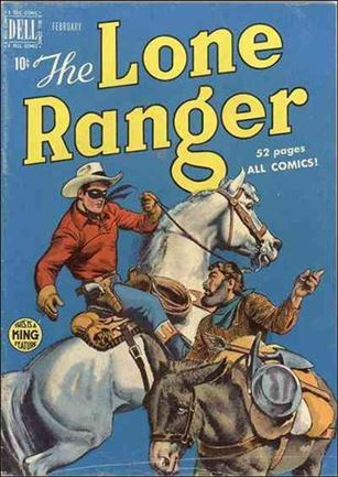 Lone Ranger (1948) 20-A