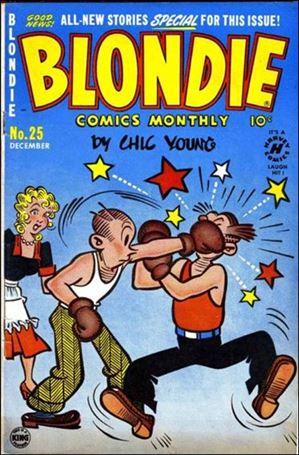 Blondie Comics (1950) 25-A