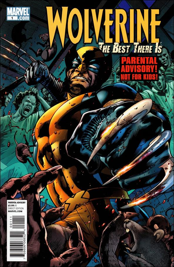 Wolverine: The Best There Is 1-A by Marvel
