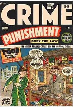 Crime and Punishment 2-A