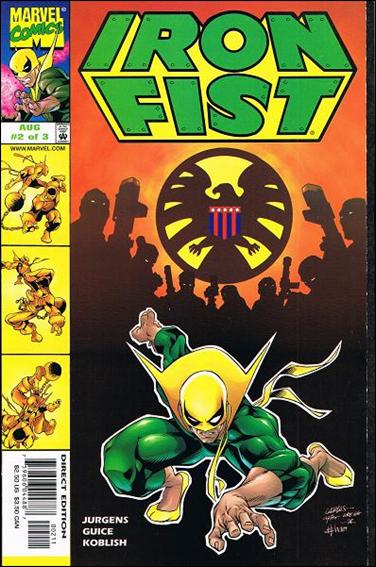 Iron Fist (1998) 2-A by Marvel