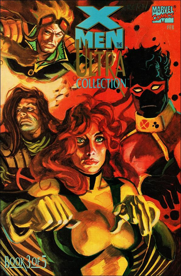 X-Men: The Ultra Collection 3-A by Marvel