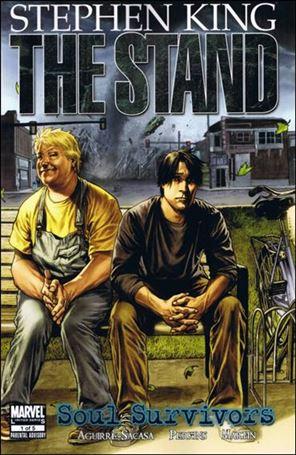 Stand: Soul Survivors 1-A