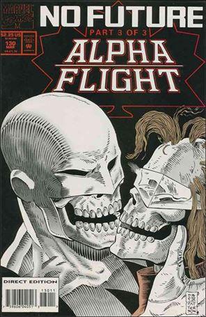 Alpha Flight (1983) 130-A
