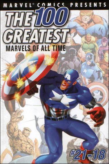 100 Greatest Marvels of All Time 2-A by Marvel