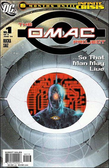 OMAC Project 1-C by DC