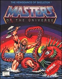 Masters of the Universe (1981) 1.2-A by Mattel