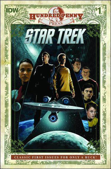 Star Trek (2011) 1-I by IDW