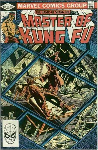 Master of Kung Fu 116-A by Marvel