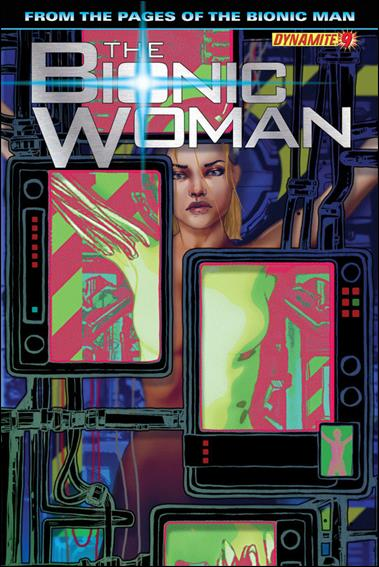 Bionic Woman (2012) 9-A by Dynamite Entertainment