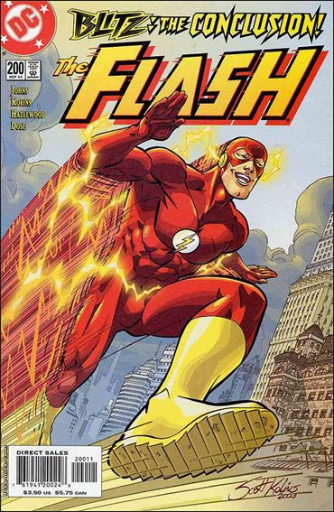 Flash (1987) 200-A by DC