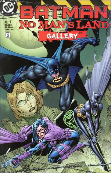 Batman: No Man's Land Gallery 1-A by DC