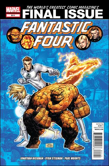 Fantastic Four (1961) 611-A by Marvel