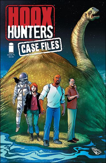 Hoax Hunters: Case Files 1-A by Image