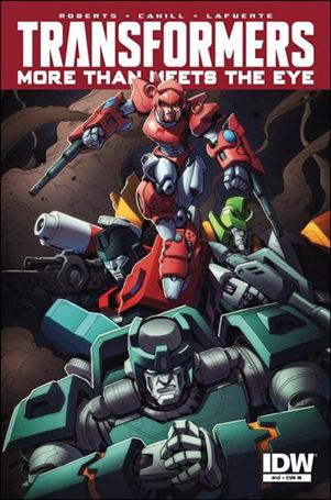 Transformers: More Than Meets the Eye (2012) 47-C