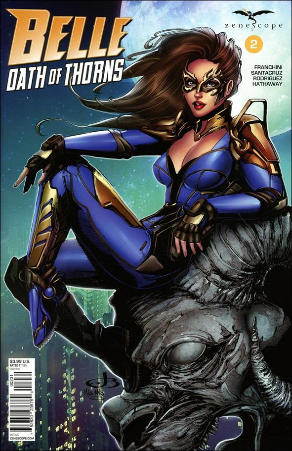 Belle: Oath of Thorns 2-C by Zenescope Entertainment
