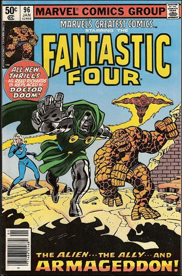 Marvel's Greatest Comics 96-A by Marvel