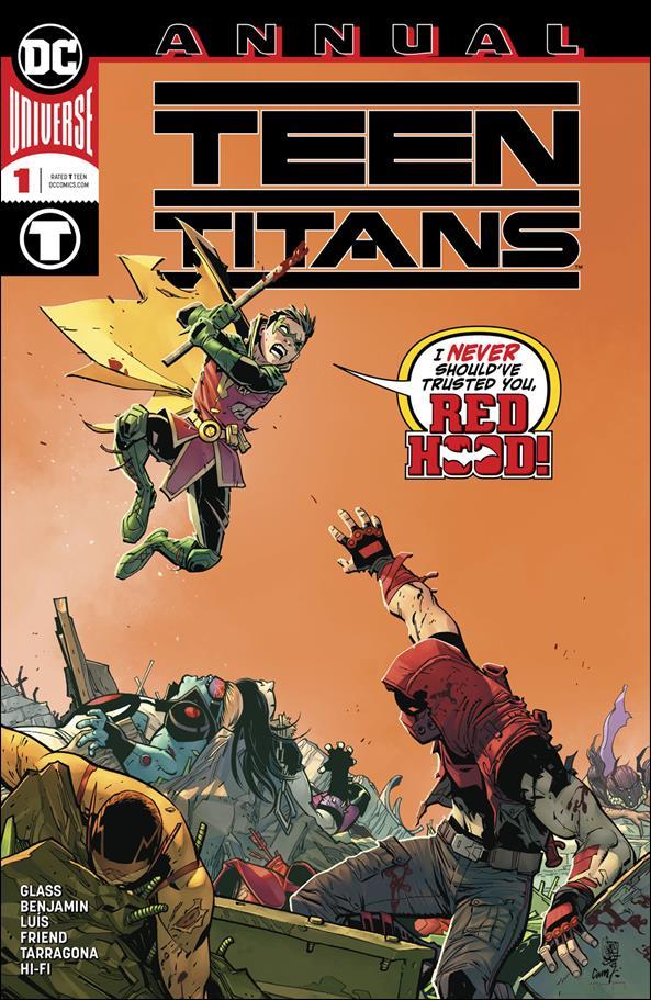 Teen Titans Annual (2019) 1-A by DC