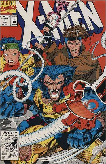 X-Men (1991) 4-A by Marvel