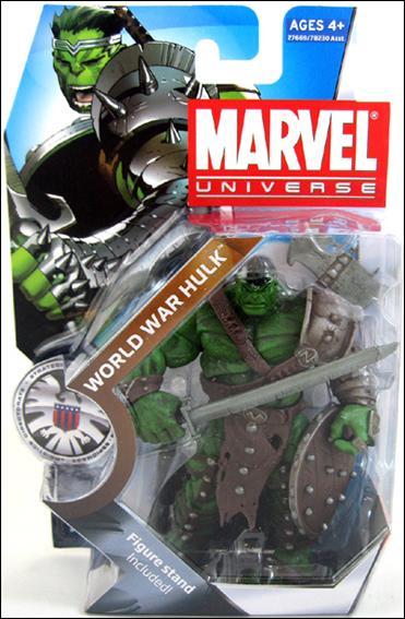 Marvel Universe (Series 3) World War Hulk by Hasbro