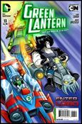 Green Lantern: The Animated Series 13-A
