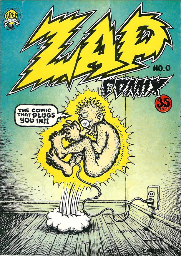 Zap Comix 0-C by Last Gasp