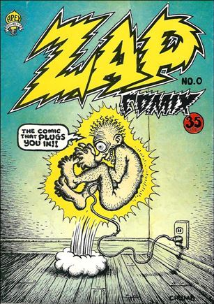 Zap Comix 0-C