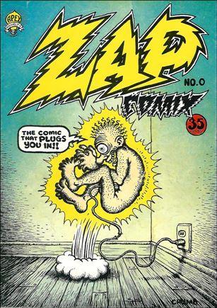 Zap Comix 0-C
