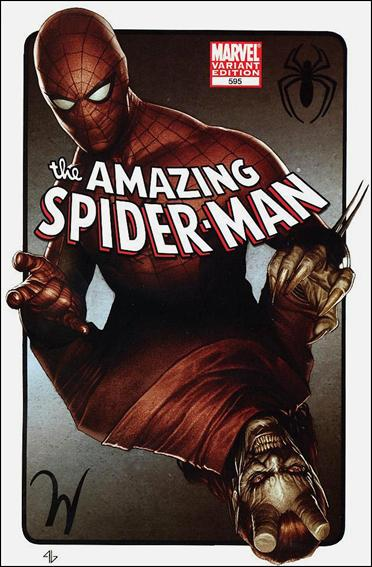 Amazing Spider-Man (1963) 595-B by Marvel