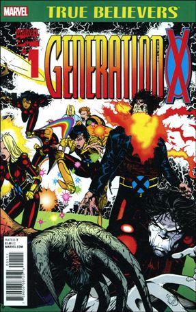 Generation X (1994) 1-B