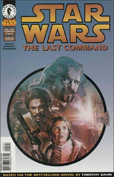 Star Wars: The Last Command 5-A by Dark Horse