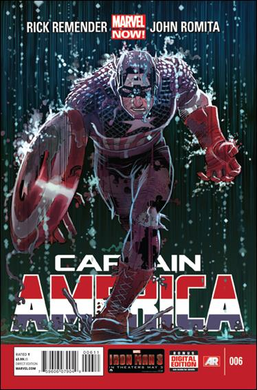Captain America (2013) 6-A by Marvel