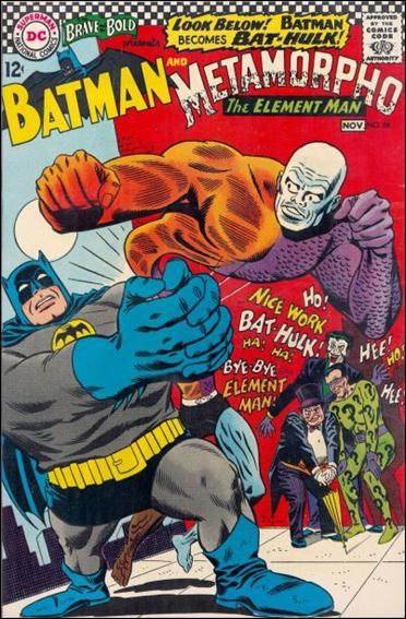 Brave and the Bold (1955) 68-A by DC
