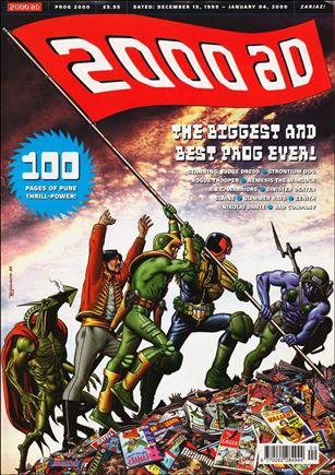 2000 A.D. Prog 2000-A