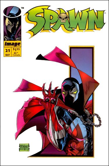 Spawn 21-A by Image