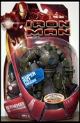 Iron Man (Movie) Iron Monger (Blue Chestplate)