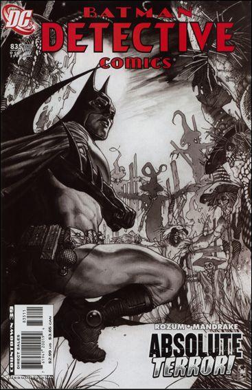 Detective Comics (1937) 835-A by DC
